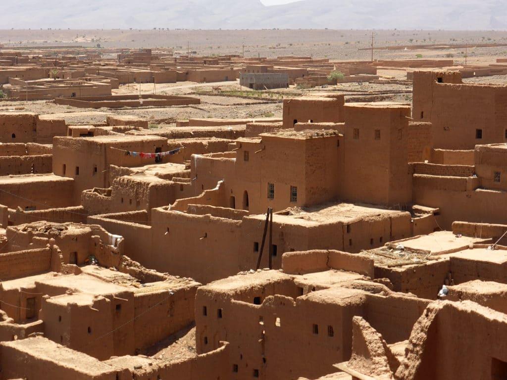 marocké mesto