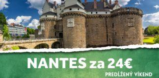 letenky z Viedne do Nantes