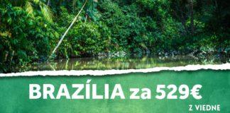 Brazília za 529€