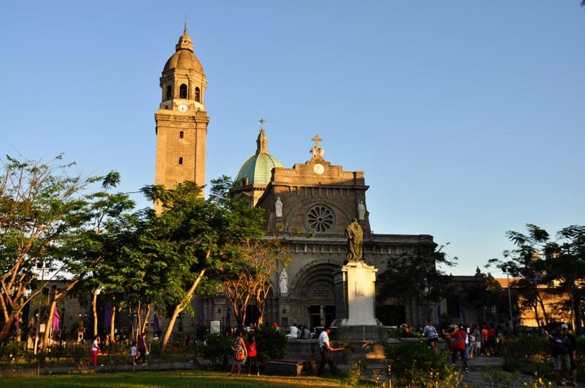 Katedrala v Manile