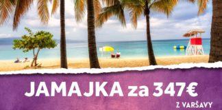 letenky z Varšavy na Jamajku