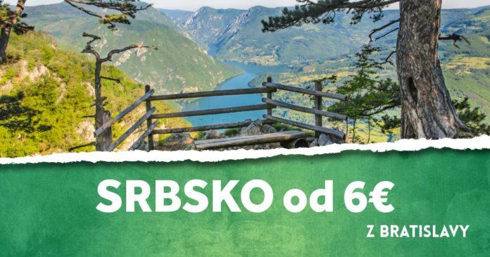 letenky z Bratislavy do Srbska