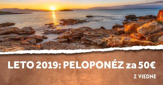 letenky z Viedne na Peloponézsky polostrov