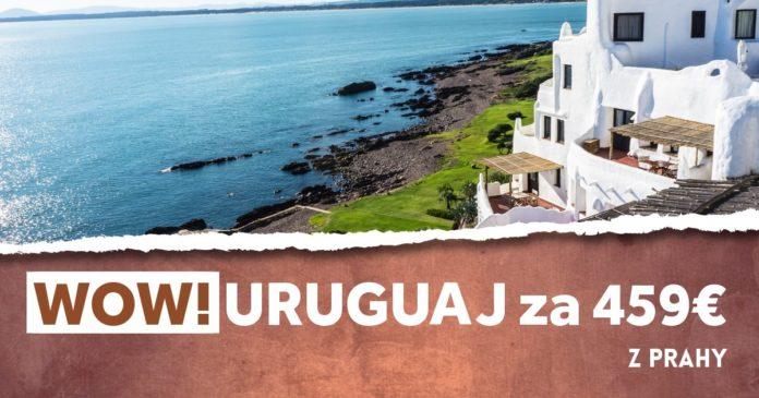 letenky z Prahy do Uruguaju