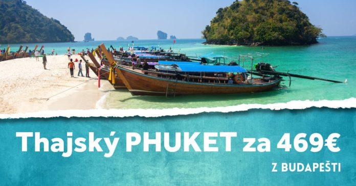 letenky na Phuket za 469