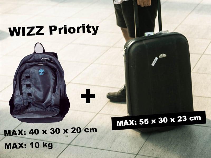wizz air priority batozina