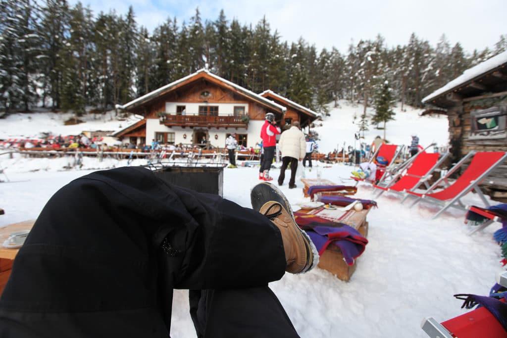 lyžiarske stredisko