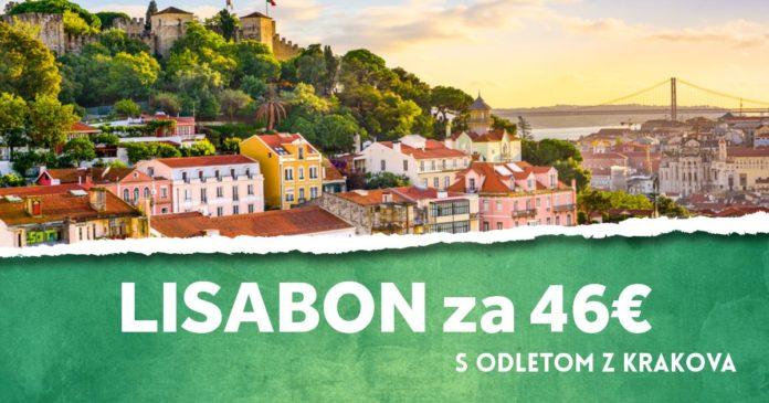 letenky z Krakova do Lisabonu