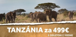 letenky z Viedne do Tanzánie
