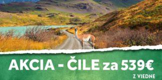 letenky z Viedne do Čile