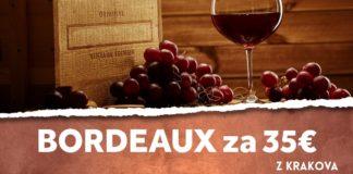 letenky z Krakov do Bordeaux