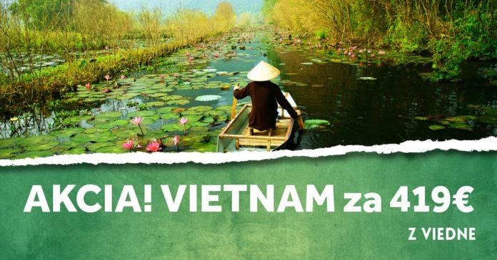 letenky z Viedne do Vietnamu