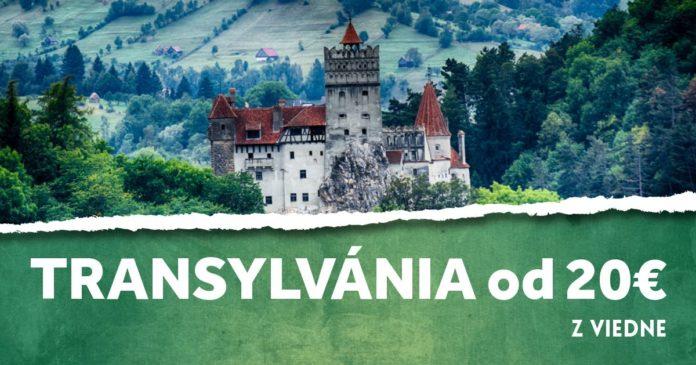 letenky z Viedne do Transylvánie