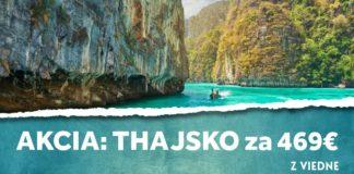 letenky z Viedne do Thajska