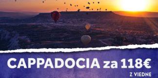 letenky z Viedne do Cappadocie