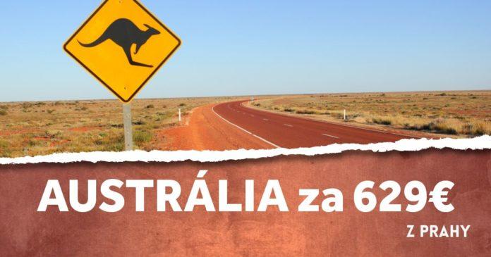 letenky z Prahy do Austrálie
