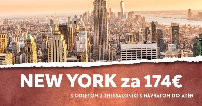 New York za 174€