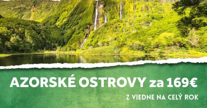 letenky z Viedne na Azorské ostrovy