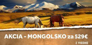 letenky z Viedne do Mongolska