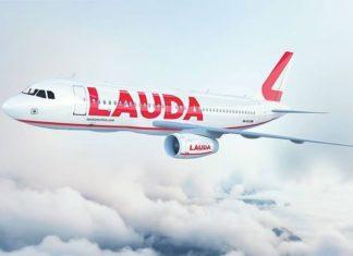 laudamotion nové lietadlo