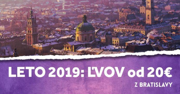 letenky z Bratislavy do mesta Ľvov