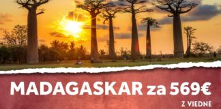 letenky z Viedne na Madagaskar