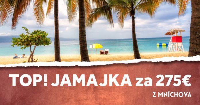 letenky z Mníchova na Jamajku