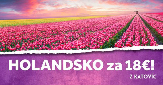 letenky z Katovíc do Holandska