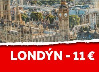 letenky londyn