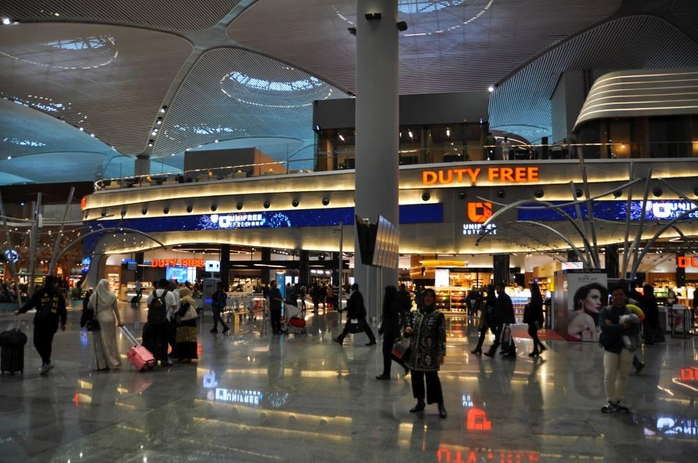 hala v istanbule na novom letisku