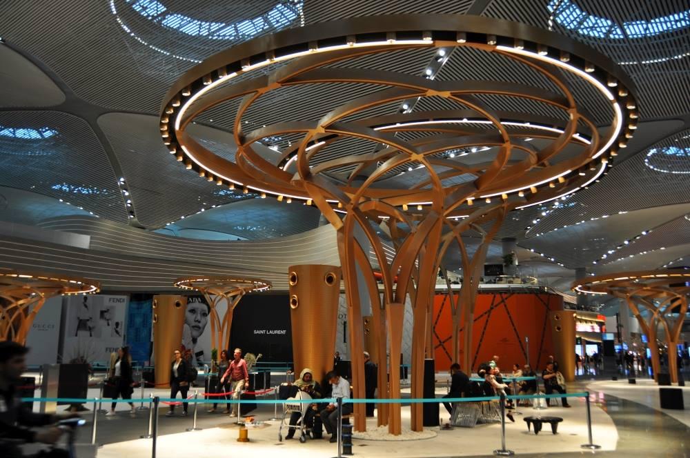 letisko istanbul hala