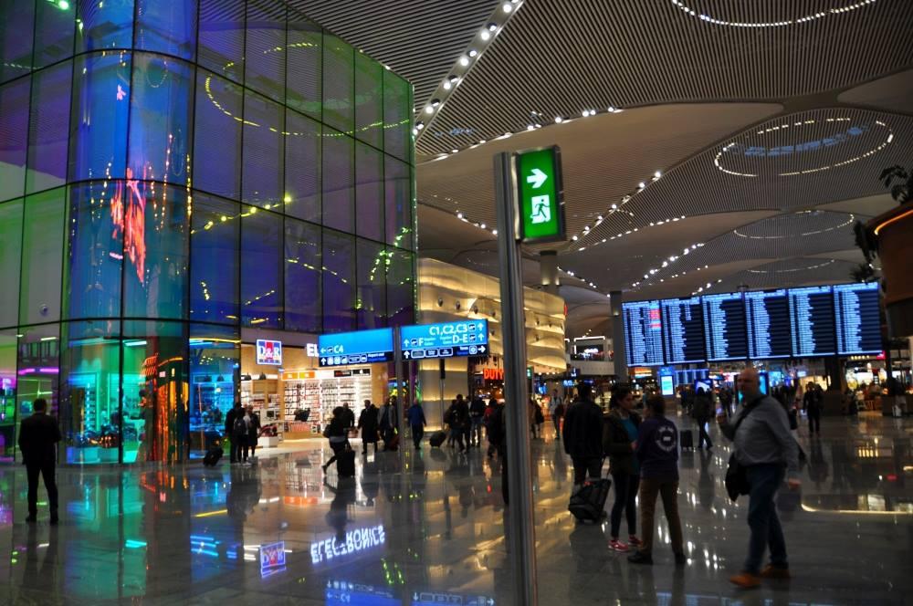 nové letisko istanbul