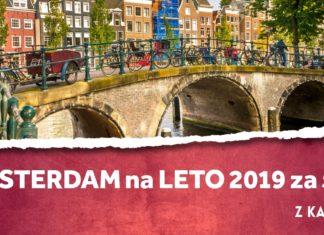 letenky z Katovíc do Amsterdamu