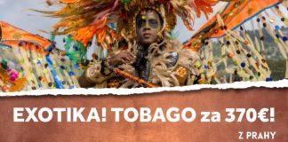 letenky z Prahy na ostrov Tobago