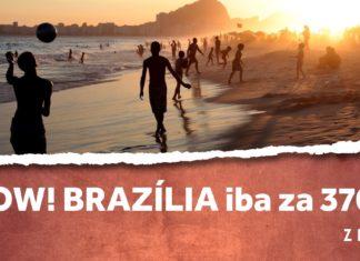 letenky z Prahy do Brazílie