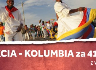 letenky z Viedne do Kolumbie