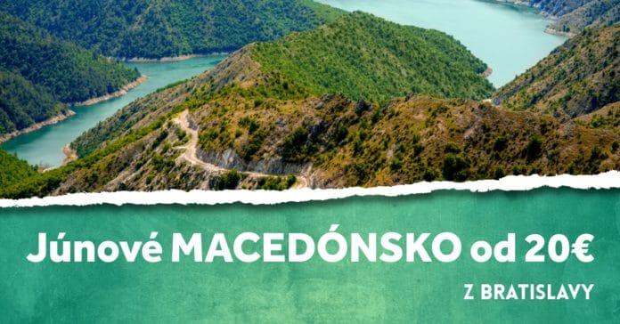 letenky z Bratislavy do Macedónska