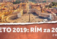 letenky z Viedne do Ríma