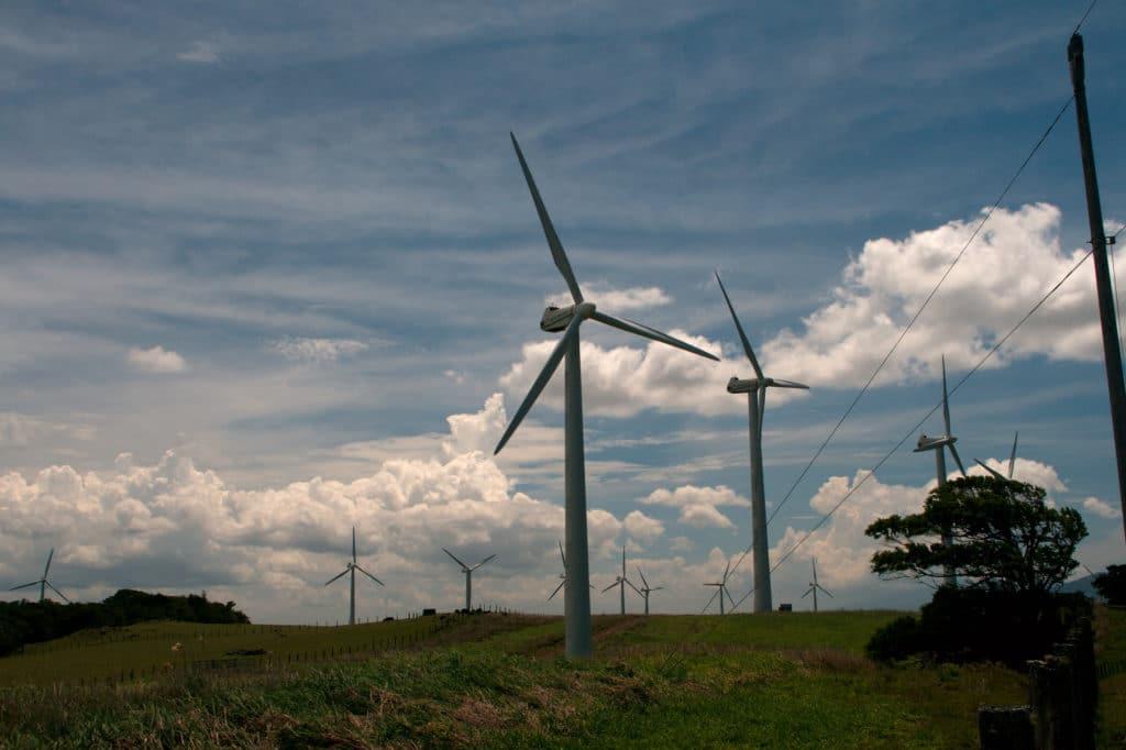 veterná elektráreň
