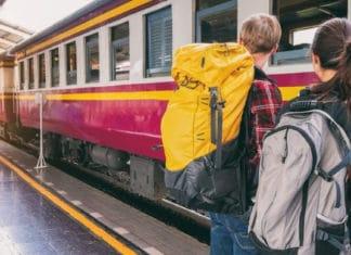 vlakom po Európe zadarmo