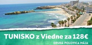 letenky z Viedne do Tuniska