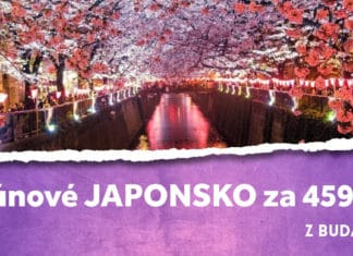 letenky do Japonska
