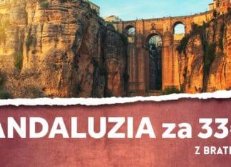 letenky z Bratislavy do Andalúzie