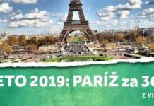 letenky z Viedne do Paríža