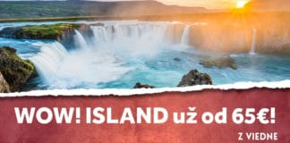 letenky z Viedne na Island