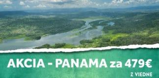 letenky z Viedne do Panamy