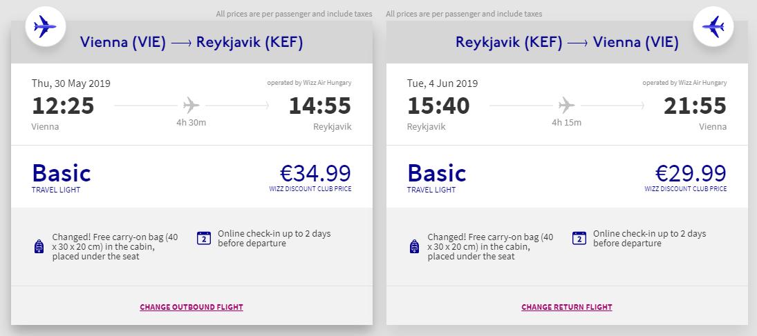letenky na Island