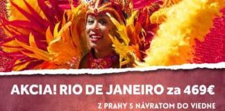 letenky do Rio de Janeiro