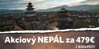 letenky z Budapešti do Nepálu