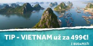 letenky z Budapešti do Vietnamu